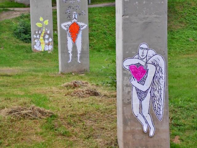 В парке Фрунзе