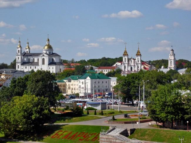 Вид с улицы Гоголя