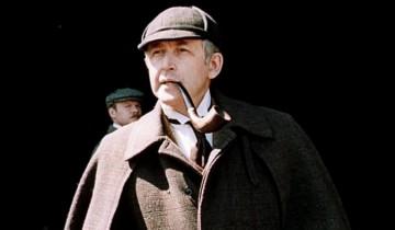 Классический и вечный образ Шерлока Холмса, исполненный Василием Ливановым. Источник: http://kudago.com/