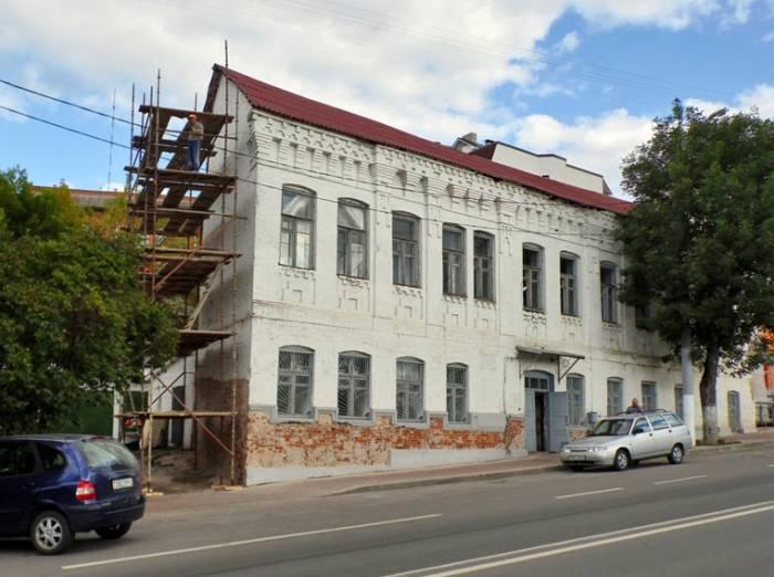 Дом на Калинина 5 сентября 2014