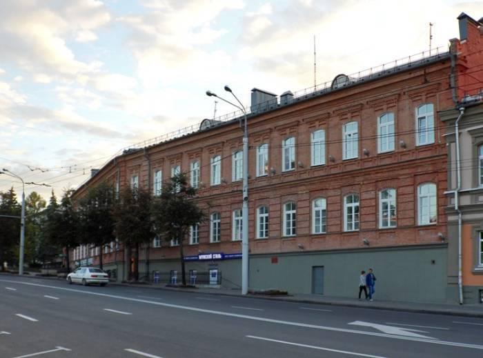 На улице Ленина Снято 6 сентября 2014