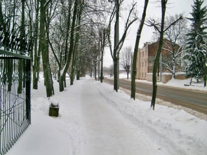 Снято в январе 2010 г.