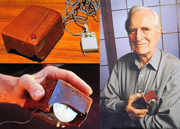 Первая компьютерная мышь и её автор