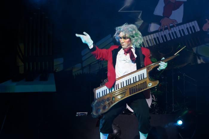 Бетховен-шалун! Фото Алёна Евдокимова