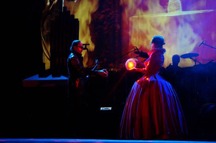 Корлева Антуанетта и Эдмунд Шклярский. Фото Алёна Евдокимова