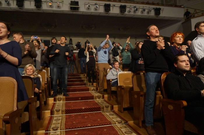Благодарные зрители. Фото Алёна Евдокимова