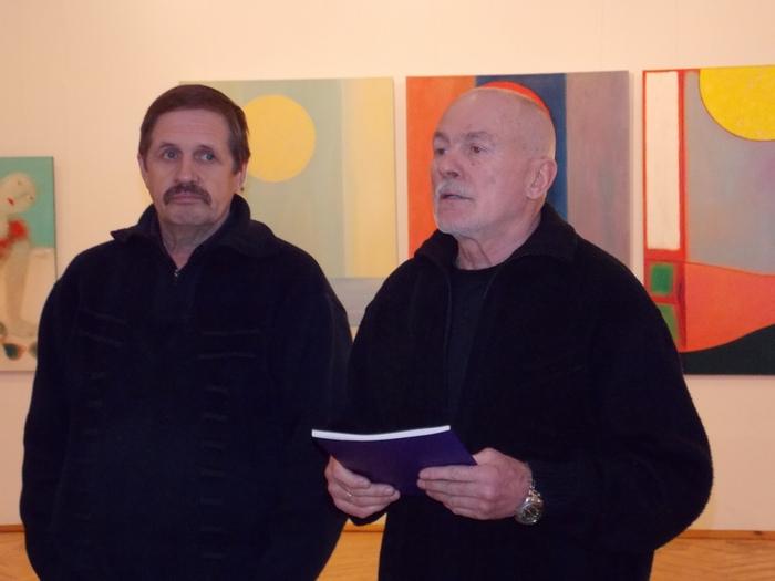 Александр Малей и Виктор Шилко