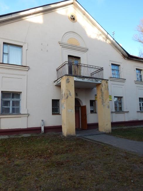 Дом №5 на Некрасова - снаружи ужасный, но отремонтированный изнутри