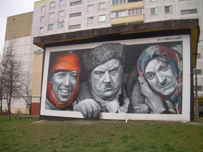 О Никулине в Витебске помнят!