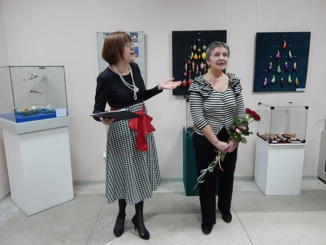 Елена Зорина представляет Наталью Ковалеву