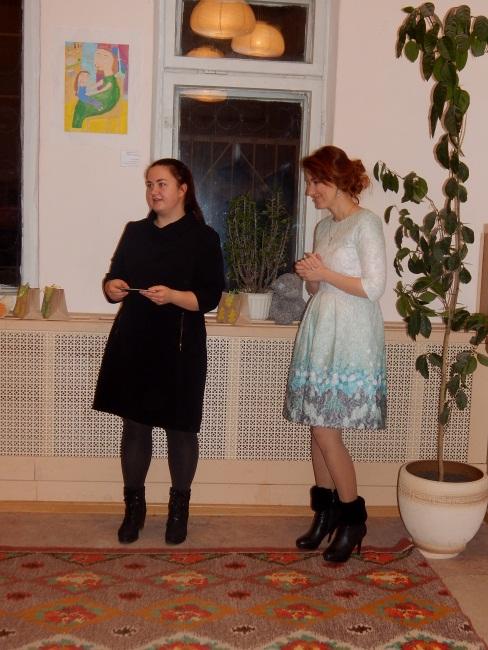 """Лариса и Анна, активисты группы """"Линия жизни"""""""