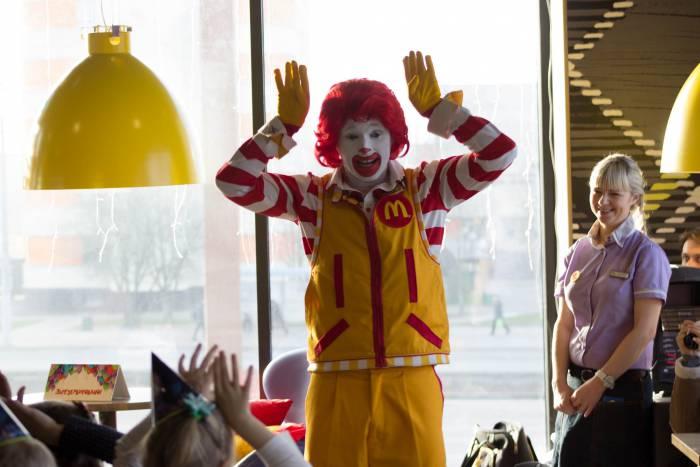 Настоящий клоун должен быть смешным!