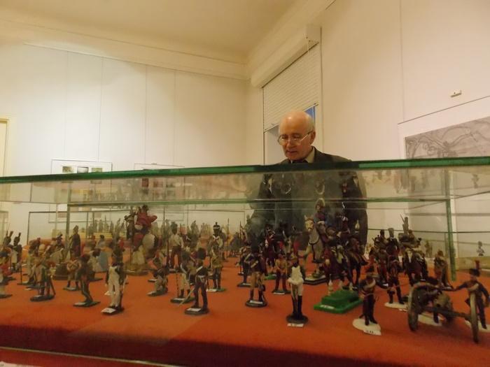 Игорь Горбунов в Витебском художественном музее