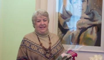 Елена Жукова. Фото Елены Кривенькой