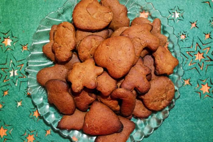 Шаг 12 Румяное печенье только из духовки