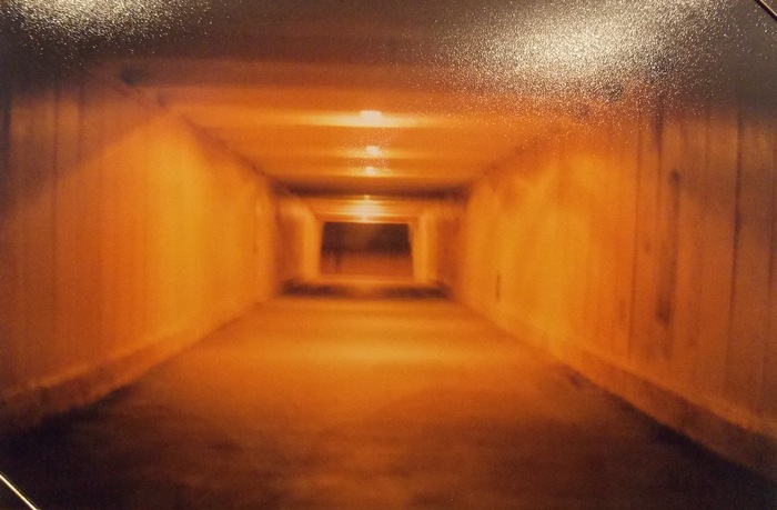 Тоннель восприятия... Фото Антона Красовского