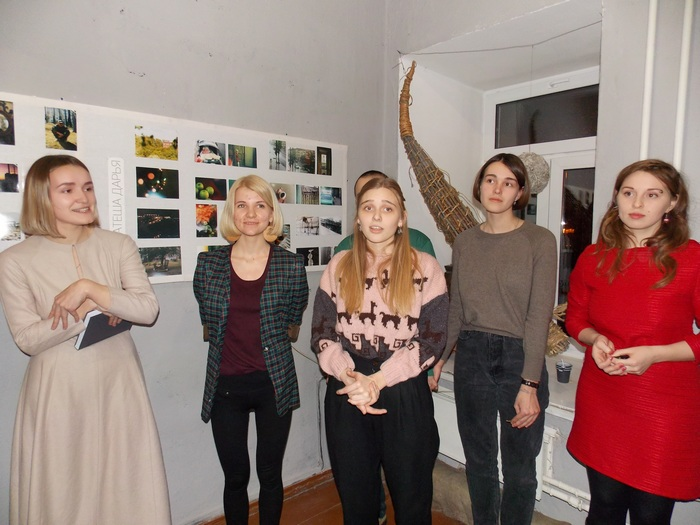 Участники выставочного проекта
