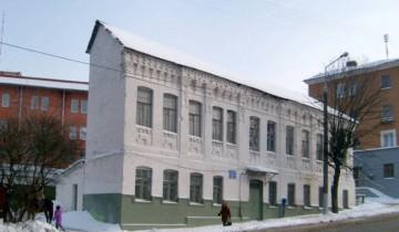 Дом №14 на ул.Калинина,вид с северной стороны, январь 2010
