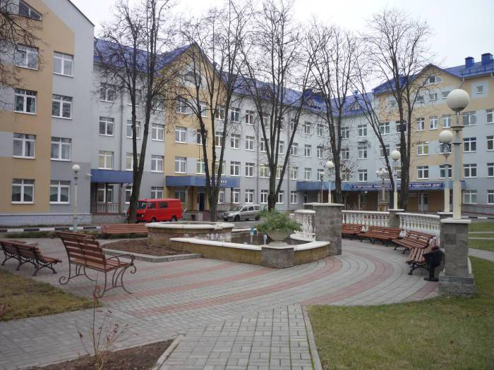Витебский областной клинический родильный дом