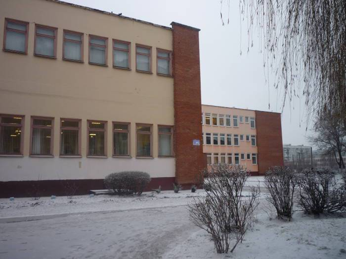 Гимназия №8 г. Витебска — храм науки