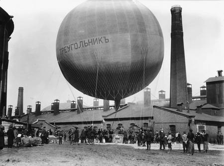 Воздушный шар .Источник:strizhi.ru