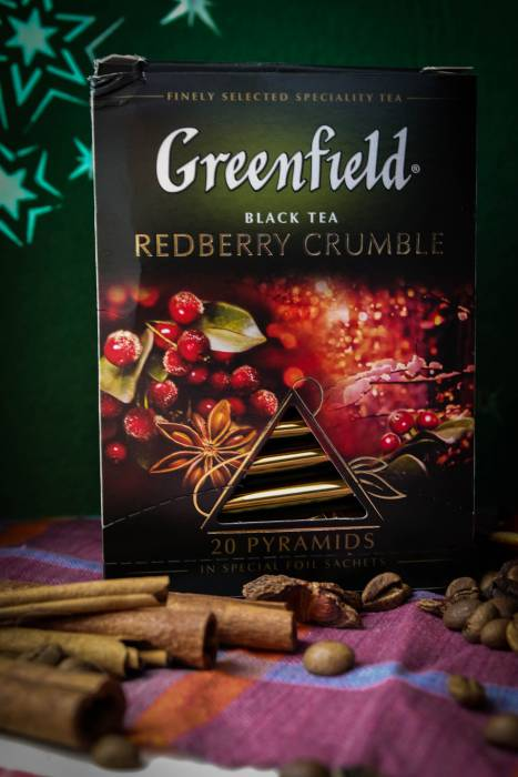 "Greenfield ""Redberry Crumble"""