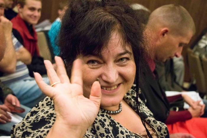 Ирина Яскевич. Фото: соцсети