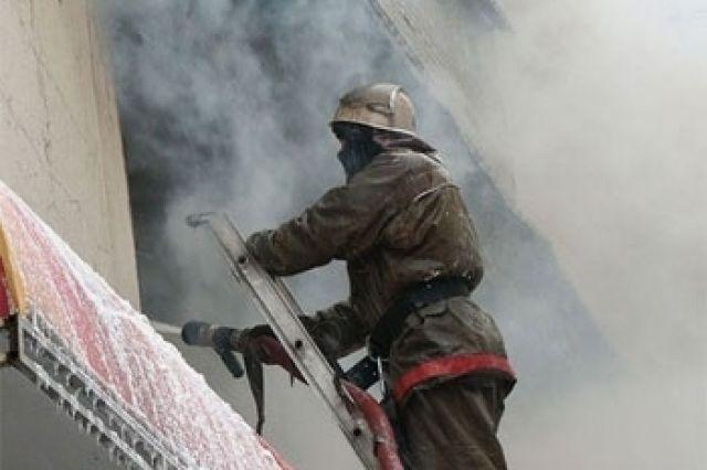 При пожаре в общежитии эвакуировано 33 человека. Источник: chv.aif.ru