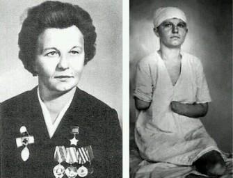 Зинаида Туснолобова-Марченко. Источник: neinvalid.ru