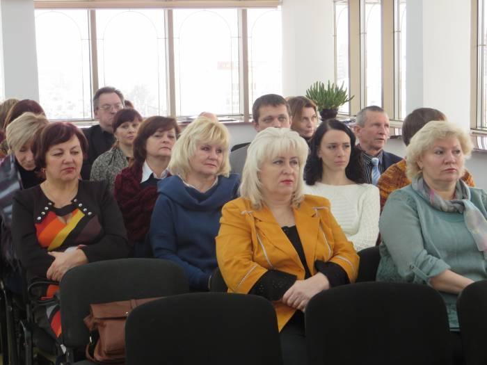 Руководители творческих коллективов Центра культуры «Витебск»