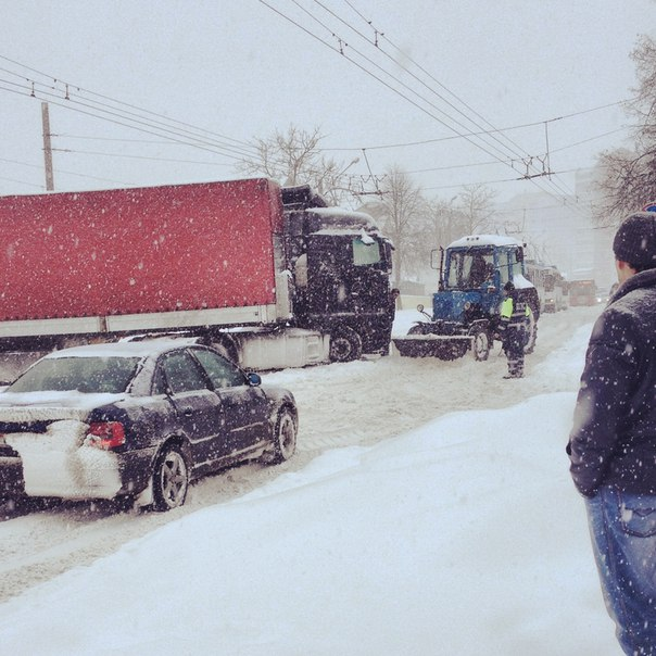 Снег-2016
