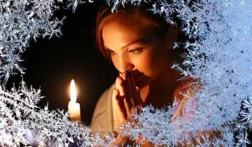 Суженый, ряженый, покажись в крещенский вечерок! Источник:  liveinternet.ru