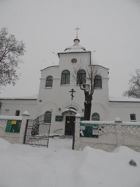 Храм Святого Фаддея на улице 39-й Армии