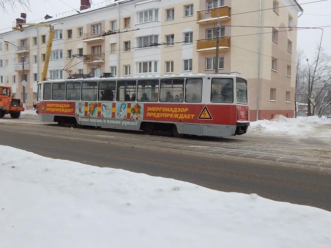 Сюда бы еще автобусов...