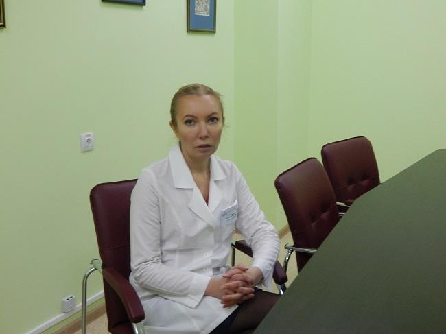 Инесса Смирнова, директор медицинского центра ЭКО Бина