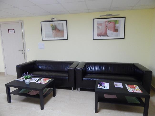 В медицинском центре комфортные условия для пациентов