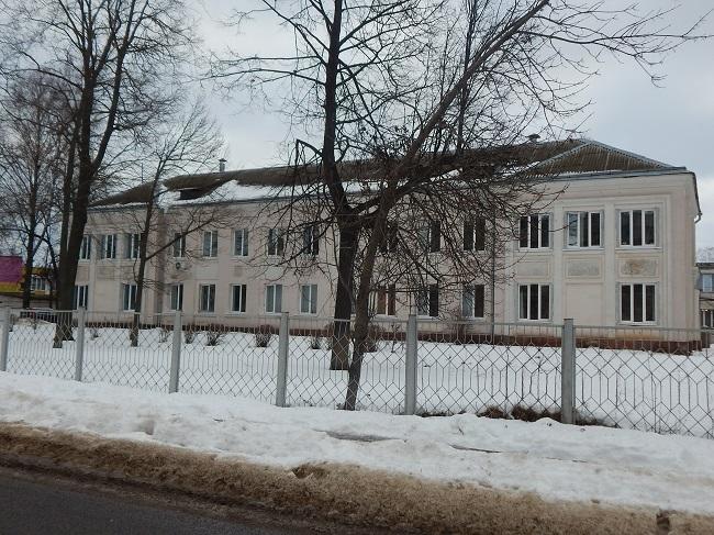 Белсудэкспертообеспечение, ул. Свидинского