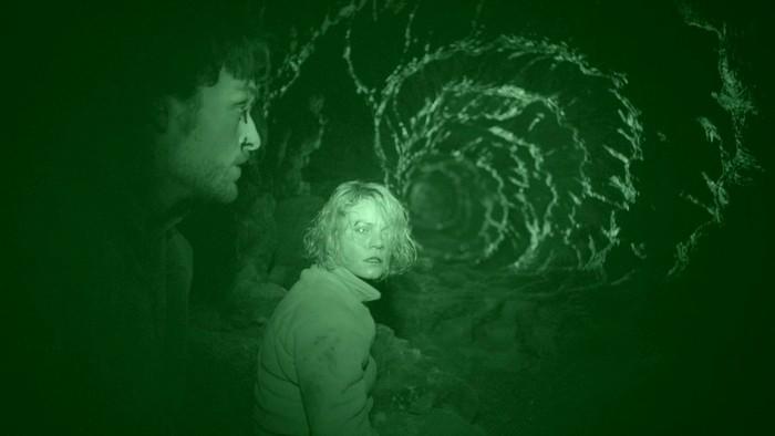 """Кадр из фильма """"Тайна перевала Дятлова"""". Источник: nightmares.ru"""