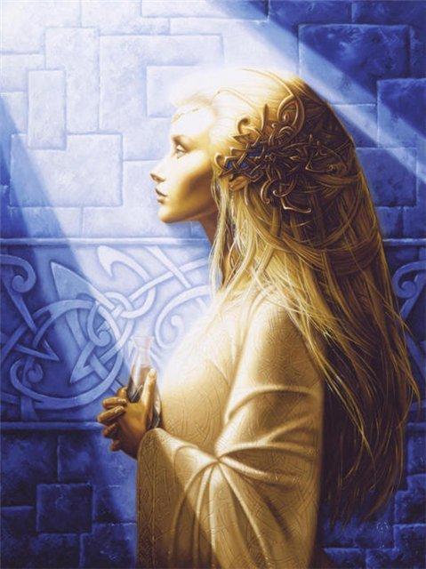 Красота и утончённость - неотъемлемо присущие эльфийские качества. Источник: squarefaction.ru