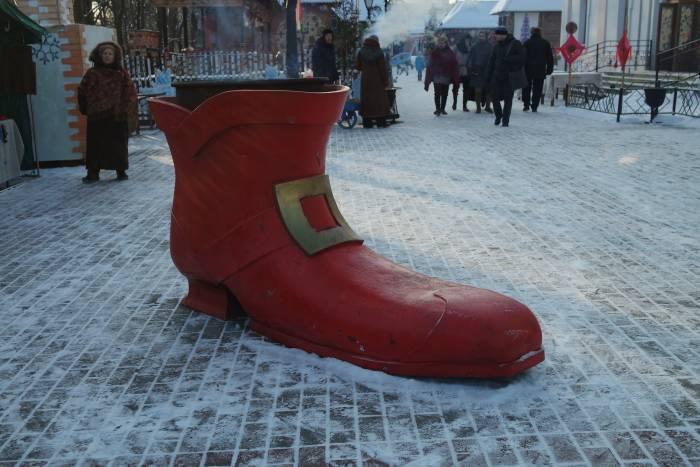 «Ботинки с подогревом» от витебского Задвинья