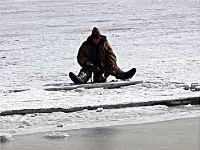 Лед коварен и опасен. Источник: vremyan.ru