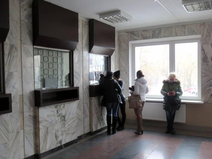 Касса в концертном зале «Витебск»: покупаем самые дорогие билеты. Фото: Аля Покрвоская
