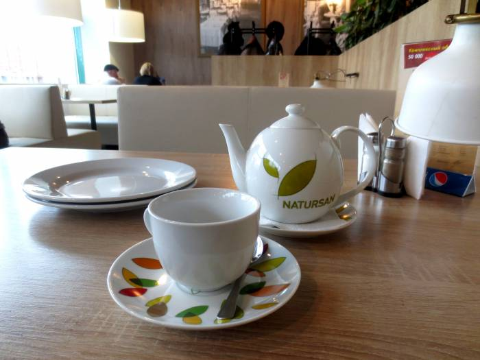 Чайный сервиз. Фото: Аля Покровская