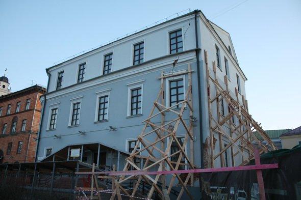 здание инбелкульта