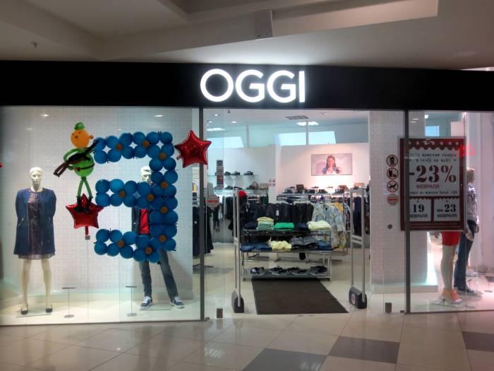 Магазин OGGI. Фото: Аля Покровская