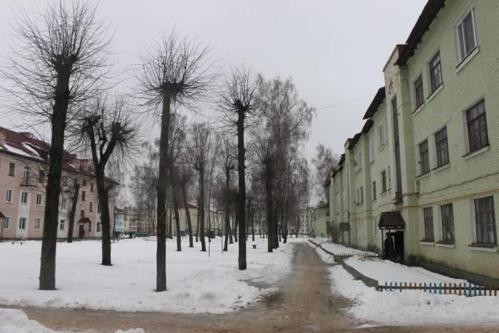 Дом по улице Грицевца, в котором проживает Наталья с отцом. Фото Саши Май