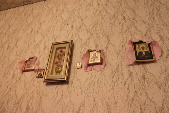 Наталья уже надеется только на Бога. Фото Саши Май