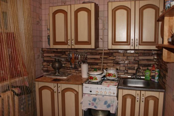 В квартире Овчинниковых уютно и чисто. Фото Саши Май