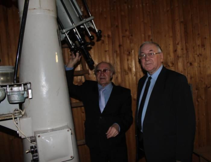 Голубев, Галузо, витебские австрономы, планетарий