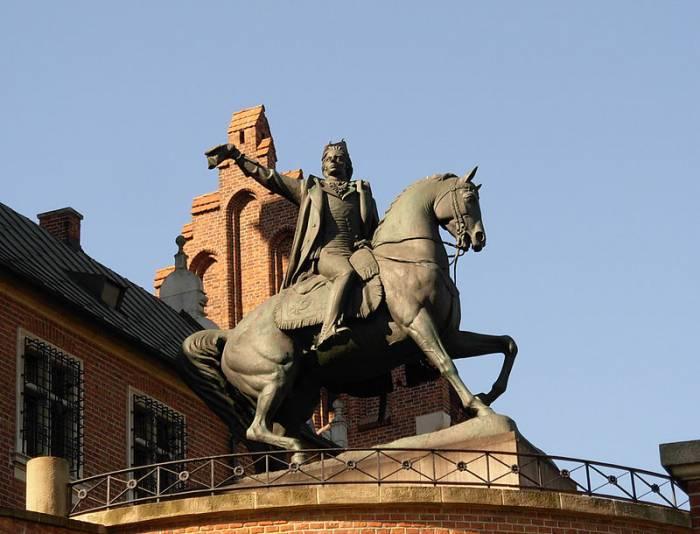 Памятник Костюшко в Кракове. Фото ru.encydia.com